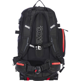 EVOC Trail Builder Backpack 30l, black
